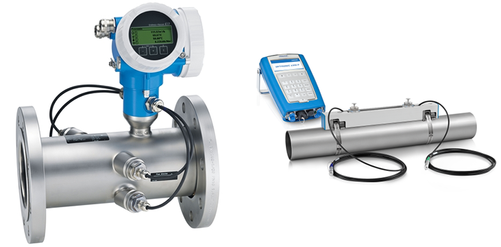 Ultrasonic Flowmeter Types
